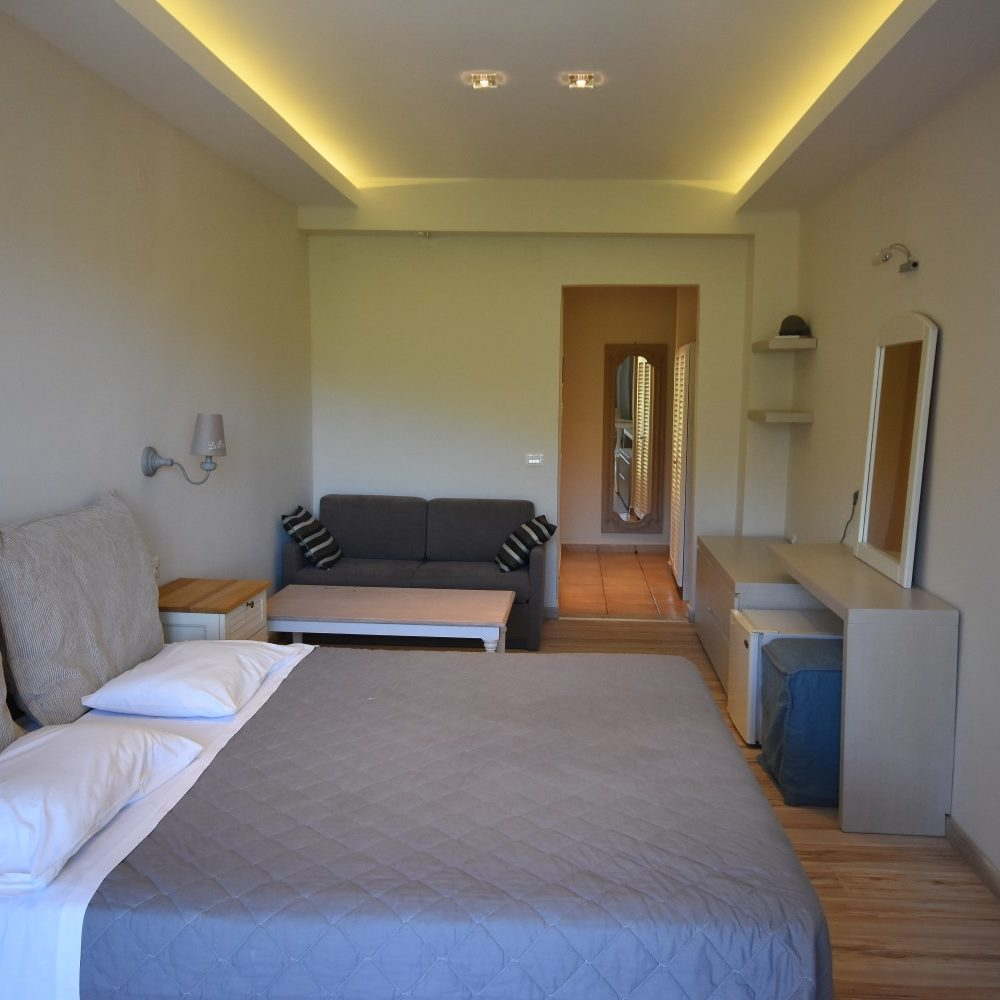 Twin Room- Liapades Beach